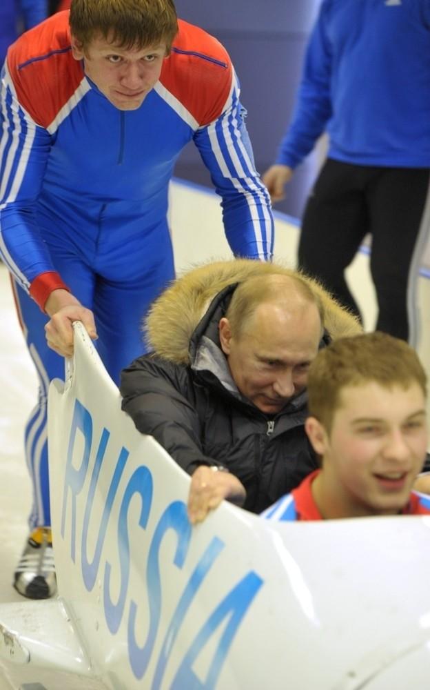 V.Putin - chỉ là người bình thường ảnh 30