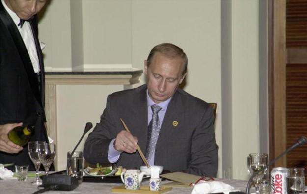 V.Putin - chỉ là người bình thường ảnh 14