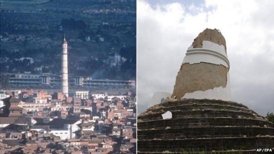 Động đất mạnh ở Nepal, hơn 1.500 người chết ảnh 10