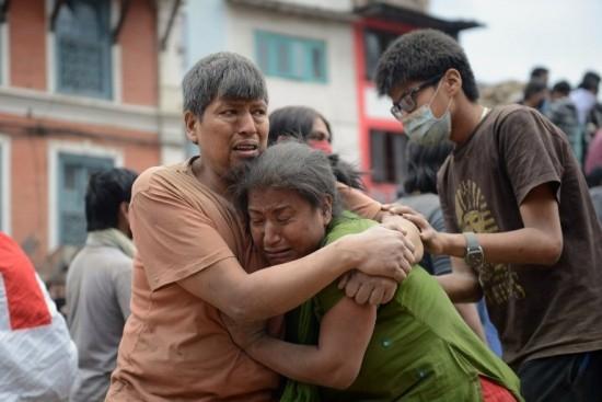 Động đất mạnh ở Nepal, hơn 1.500 người chết ảnh 12