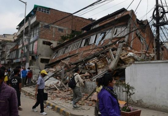 Động đất mạnh ở Nepal, hơn 1.500 người chết ảnh 13