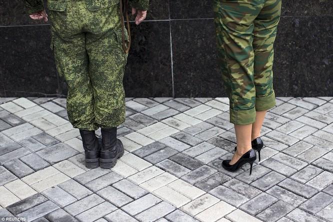 Những nữ chiến binh khiến cánh mày râu ngả mũ ảnh 3