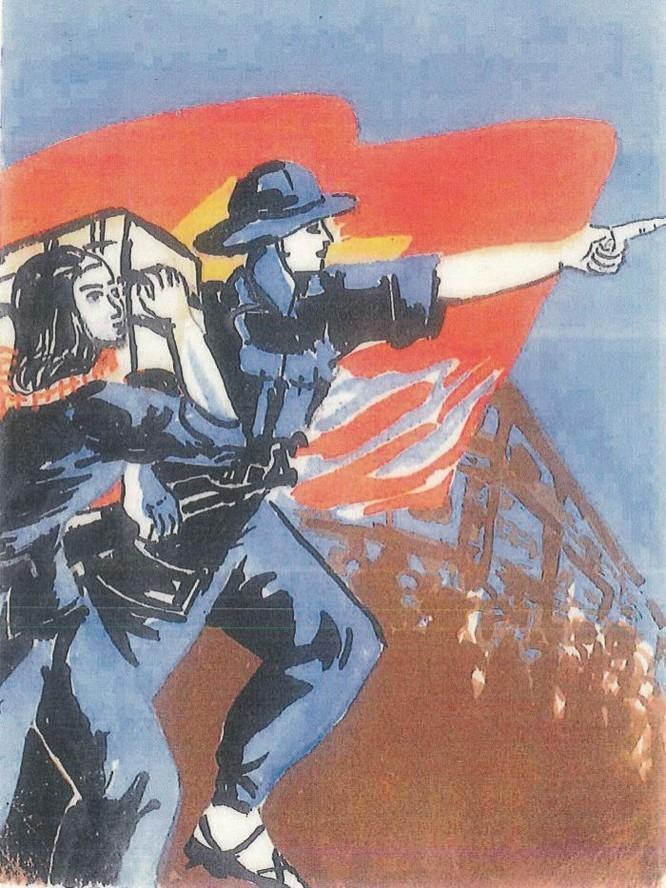 Bóng hồng Việt Nam - trên cả anh hùng - (phần 1) ảnh 7