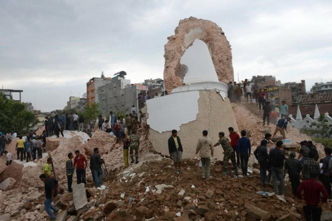 Động đất Nepal: Chưa bao giờ khủng khiếp như vậy ảnh 2