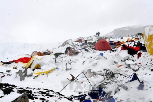 1 triệu trẻ cần cứu trợ sau động đất Nepal ảnh 5