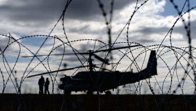 Chiến đấu cơ Nga 'làm xiếc' chuẩn bị cho duyệt binh ảnh 8