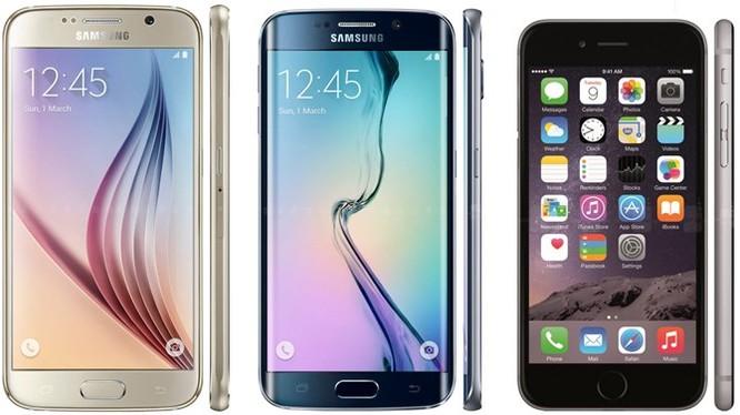 """Lợi nhuận quý I của Samsung giảm """"thê thảm"""" do cạnh tranh với Apple ảnh 1"""