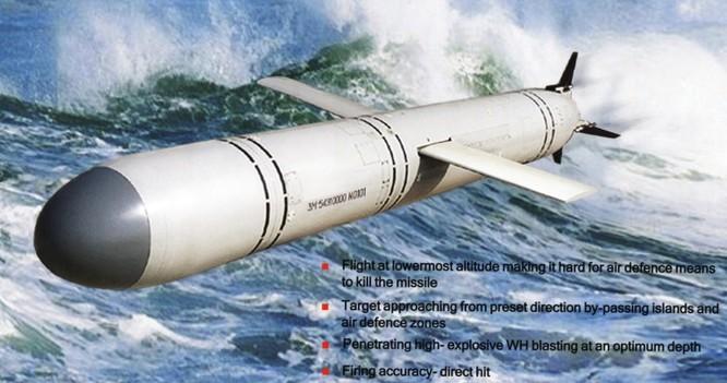 Báo Đức nói về tàu Kilo và tên lửa mới của Việt Nam ảnh 1