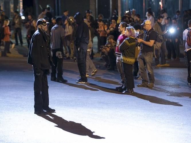 Cận cảnh bạo loạn Baltimore-Mỹ ảnh 8