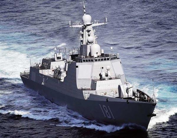 Khu trục hạm Aegic Trung Quốc khó toàn thây trước tên lửa Việt Nam ảnh 1