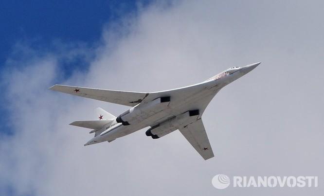 Cận cảnh không quân Nga diễn tập diễu hành trên bầu trời Moscow ảnh 13