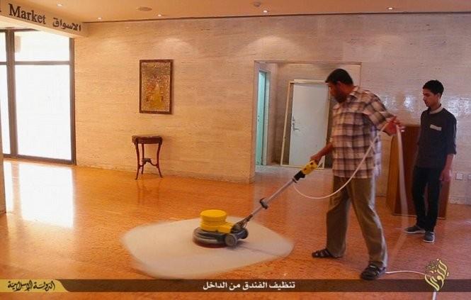 IS mở khách sạn 5 sao ở Iraq ảnh 1