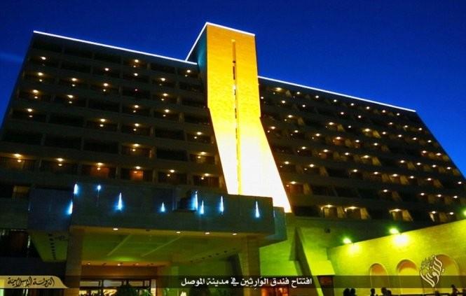 IS mở khách sạn 5 sao ở Iraq ảnh 3