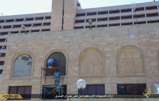 IS mở khách sạn 5 sao ở Iraq ảnh 4