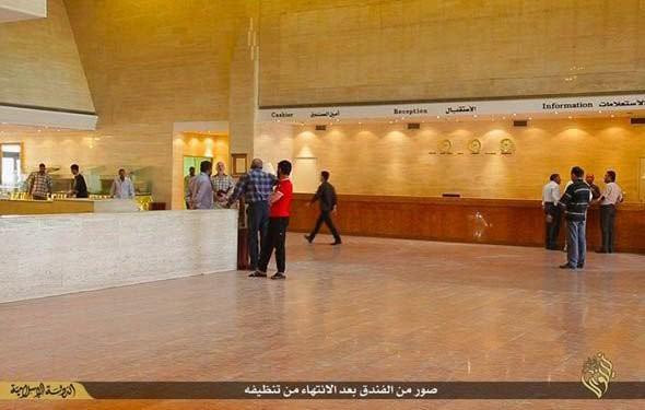 IS mở khách sạn 5 sao ở Iraq ảnh 5