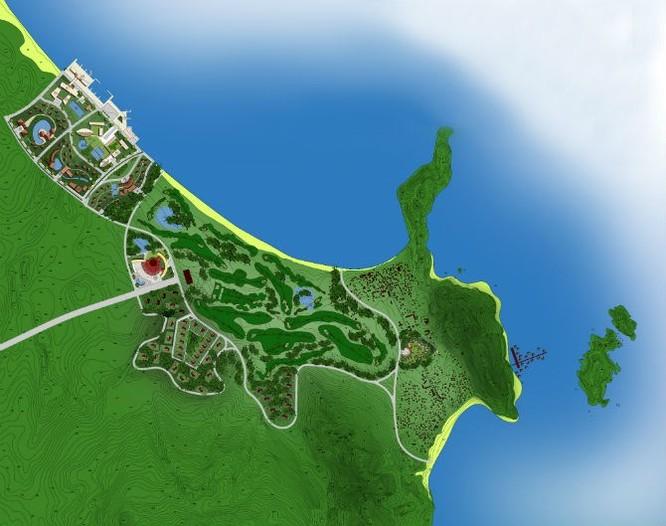 FLC Group chính thức khởi công dự án có bãi biển đẹp nhất miền Trung ảnh 1