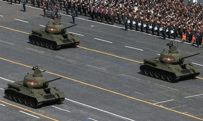 Cận cảnh lễ Diễu binh hoành tráng nhất từ trước đến nay tại Nga ảnh 6