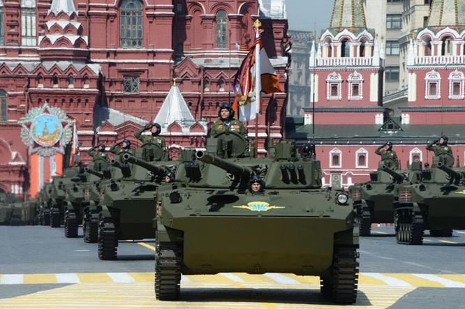Cận cảnh lễ Diễu binh hoành tráng nhất từ trước đến nay tại Nga ảnh 8