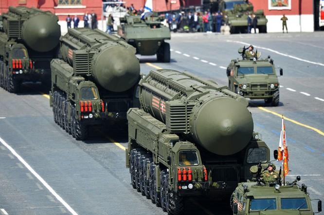 Cận cảnh lễ Diễu binh hoành tráng nhất từ trước đến nay tại Nga ảnh 19