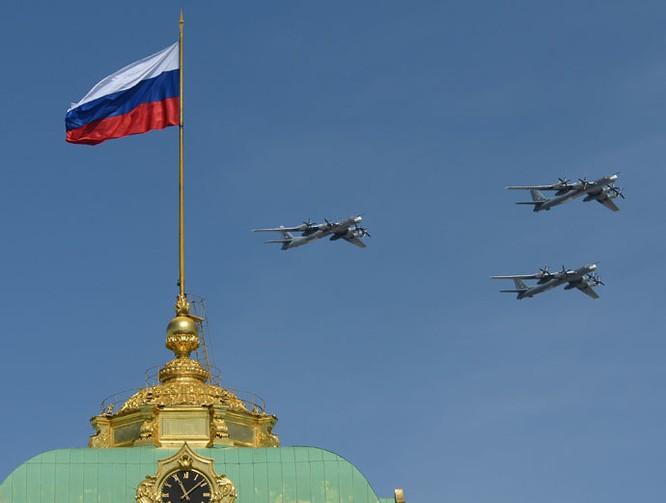 Cận cảnh lễ Diễu binh hoành tráng nhất từ trước đến nay tại Nga ảnh 21