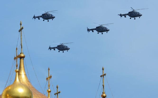 Cận cảnh lễ Diễu binh hoành tráng nhất từ trước đến nay tại Nga ảnh 22