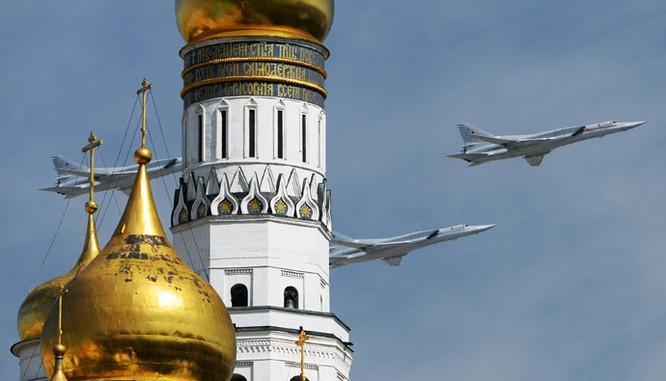 Cận cảnh lễ Diễu binh hoành tráng nhất từ trước đến nay tại Nga ảnh 26