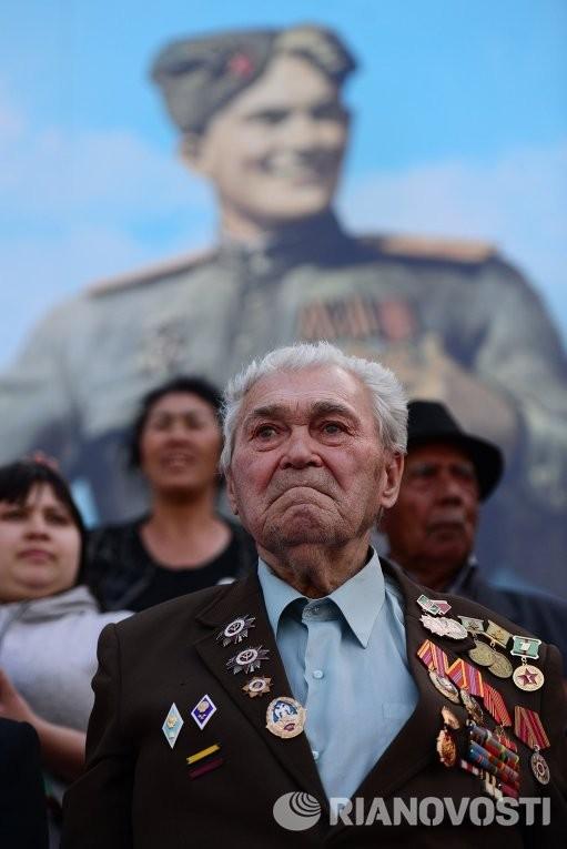 """12 triệu người Nga tham gia tuần hành """"Trung đoàn bất tử"""" ảnh 6"""