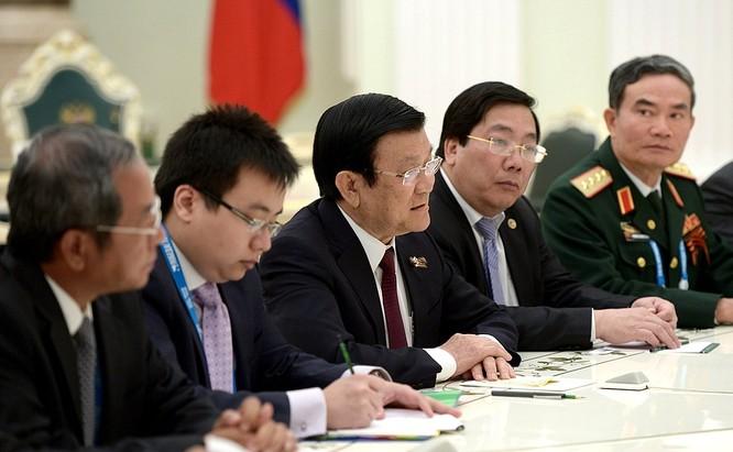Tăng cường hơn quan hệ Đối tác chiến lược toàn diện Việt-Nga ảnh 3