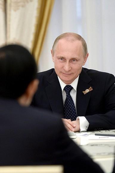 Tăng cường hơn quan hệ Đối tác chiến lược toàn diện Việt-Nga ảnh 1