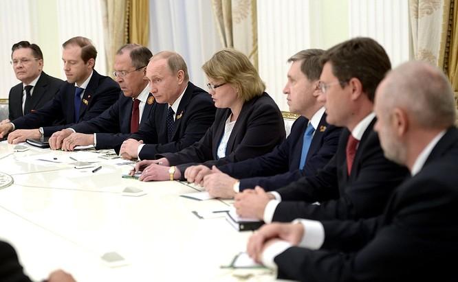 Tăng cường hơn quan hệ Đối tác chiến lược toàn diện Việt-Nga ảnh 4