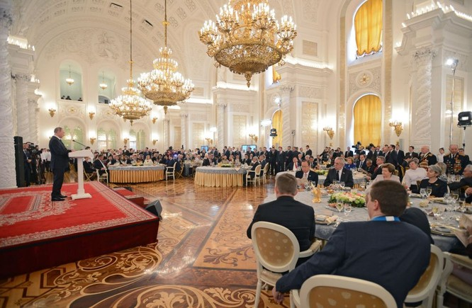 Cận cảnh các nhà lãnh đạo thế giới dự lễ kỷ niệm V-Day ảnh 6