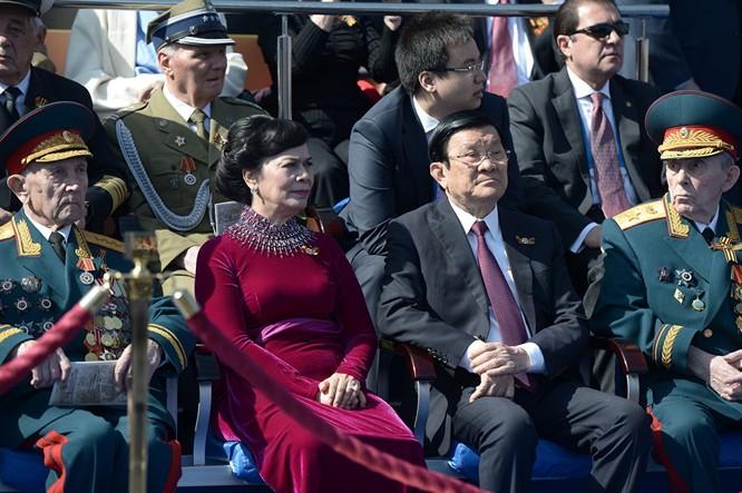 Cận cảnh các nhà lãnh đạo thế giới dự lễ kỷ niệm V-Day ảnh 4
