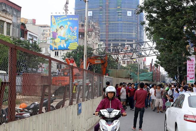 Dừng thi công, tổng kiểm tra dự án metro Nhổn - Ga Hà Nội ảnh 1