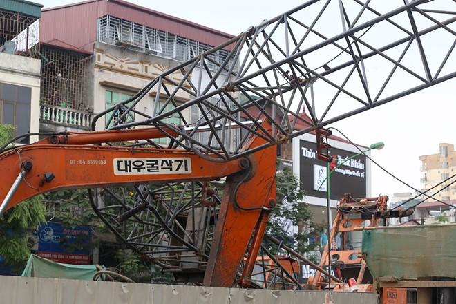 Dừng thi công, tổng kiểm tra dự án metro Nhổn - Ga Hà Nội ảnh 2