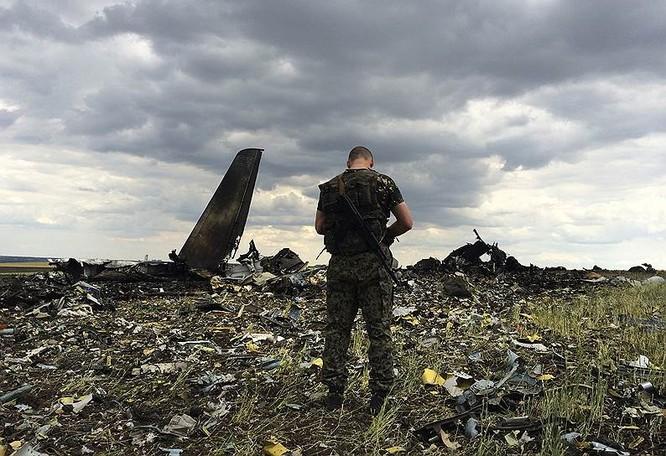 Cận cảnh xung đột Ukraine: một năm thảm họa ảnh 34