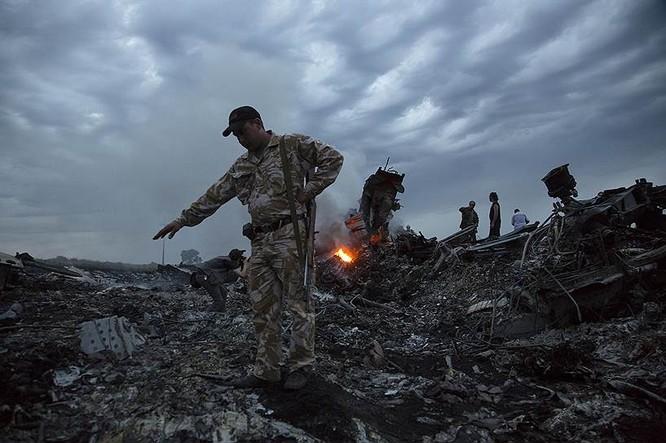 Cận cảnh xung đột Ukraine: một năm thảm họa ảnh 37