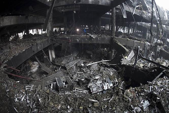 Cận cảnh xung đột Ukraine: một năm thảm họa ảnh 73