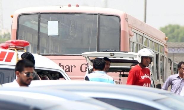 Thảm sát xe buýt ở Pakistan, 41 người bị bắn chết ảnh 1