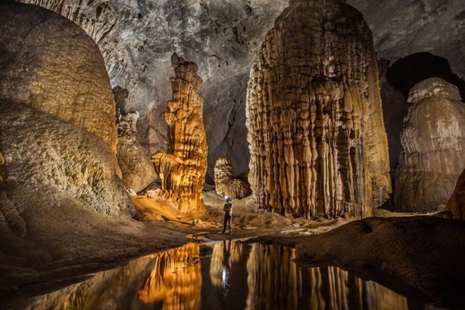 Vẻ đẹp của hang Sơn Đoòng trên báo nước ngoài ảnh 1