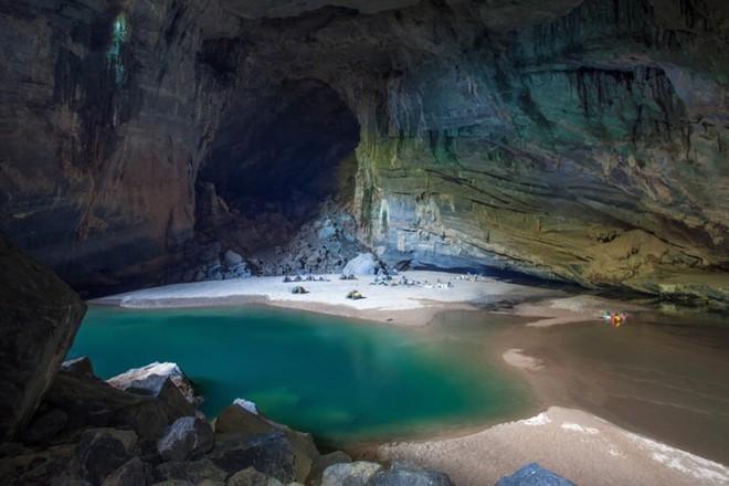 Vẻ đẹp của hang Sơn Đoòng trên báo nước ngoài ảnh 3