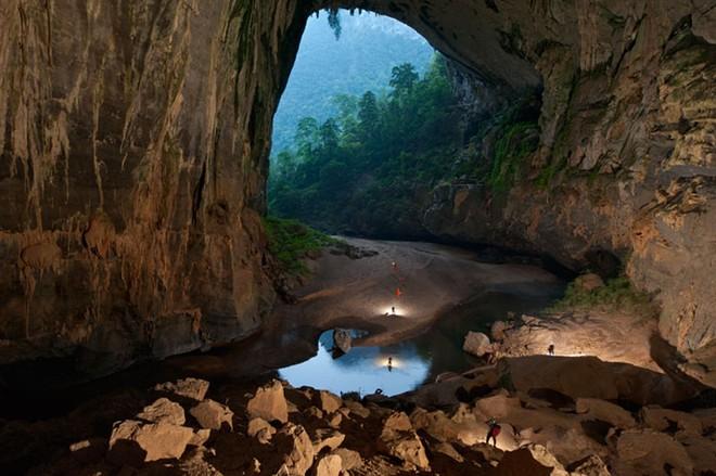 Vẻ đẹp của hang Sơn Đoòng trên báo nước ngoài ảnh 4