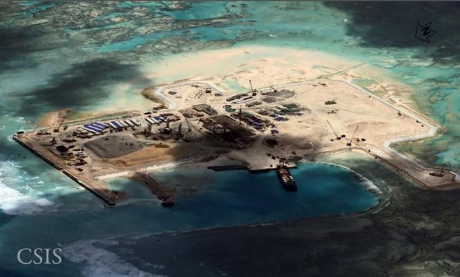 """Trung Quốc """"rắn như đá"""" khi đề cập đến vấn đề đảo nhân tạo trên Biển Đông ảnh 4"""