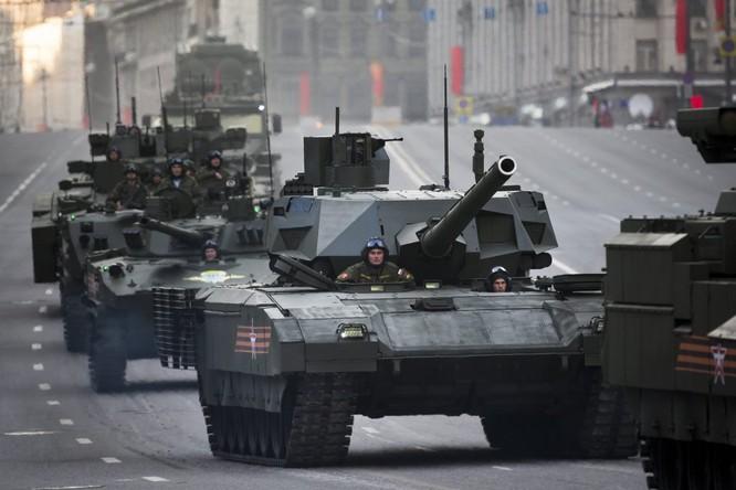 Top 10 quân đội mạnh nhất thế giới ảnh 3
