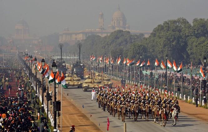 Top 10 quân đội mạnh nhất thế giới ảnh 5
