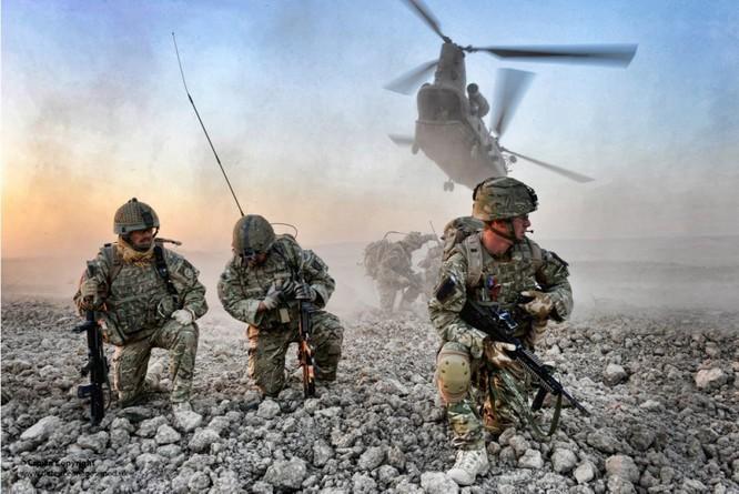 Top 10 quân đội mạnh nhất thế giới ảnh 6
