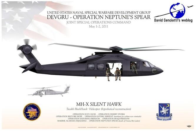Lực lượng Delta Force Mỹ sử dụng trực thăng tàng hình Black Hawk diệt Abu Sayyaf ảnh 3