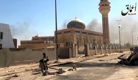 500 người bị sát hại khi IS chiếm thành phố Ramadi ảnh 1