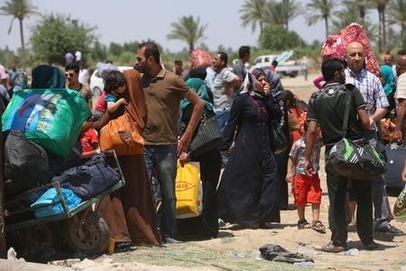 500 người bị sát hại khi IS chiếm thành phố Ramadi ảnh 2