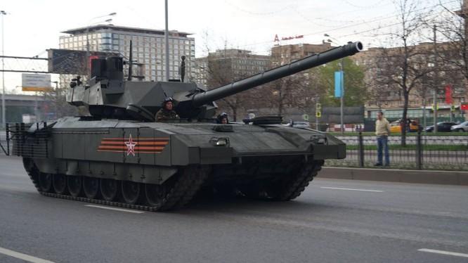 Siêu tăng T-14 Armata giá 8 triệu USD của Nga-hàng độc ảnh 1