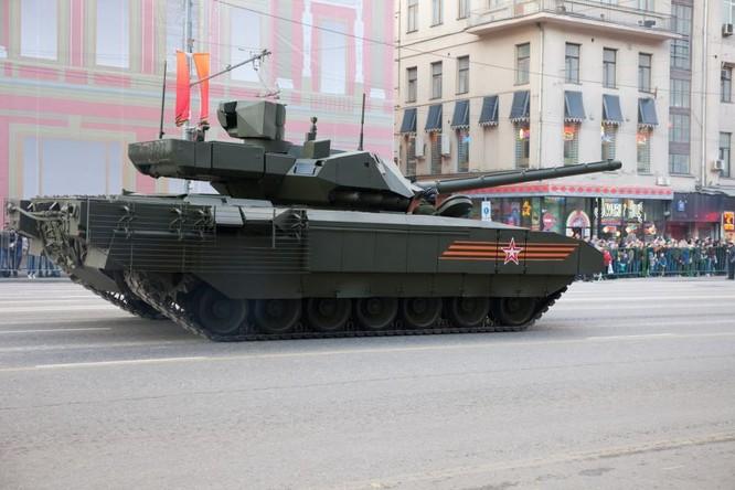 Siêu tăng T-14 Armata giá 8 triệu USD của Nga-hàng độc ảnh 2